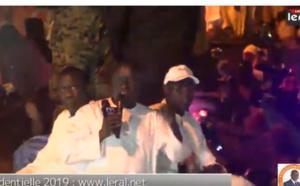 VIDEO - Idrissa Seck à Grand-Yoff : « Dans quelques heures, Khalifa Sall sera de retour chez lui »