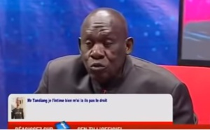 Baba Tandian: « Les 58% de Macky de 2019 sont encore meilleurs que les 63% de 2012  »