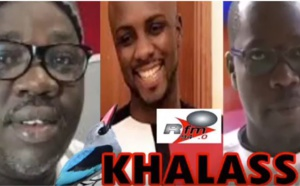 Khalass Rfm du 22 mars 2019 avec Mamadou Mouhamed Ndiaye, Ndoye Bane et Abba No Stress