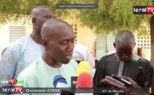 """VIDEO - Ousmane Cisse, IEF Mbacké : """"Nous avons besoin aussi de cantines scolaires..."""""""