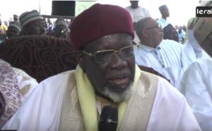 VIDEO - Serigne Aliou Mbaye Niass rappelle la signification du Rajab
