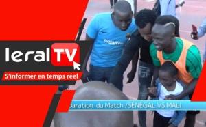 VIDEO - Sénégal vs Mali : Revivez l'entraînement des Lions au Stade LSS