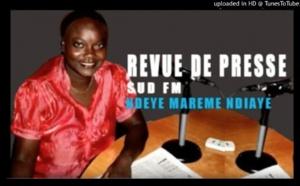 Revue de presse Sud fm en Wolof du 26 mars 2019 par Ndèye Marème Ndiaye