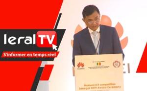 """VIDEO - S.E Xhang Xun : """"Huawei a beaucoup contribué au développement socio-économique du Sénégal..."""""""