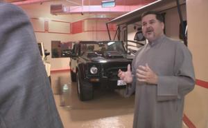 VIDEO - Dans les secrets des princes du Koweït