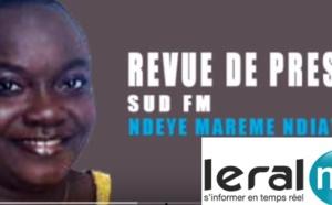 Revue de Presse Sud fm en Français du Mardi 23 Avril 2019 par Ndèye Marème Ndiaye