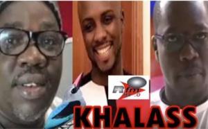 KHALASS  du Mercredi 24 Avril 2019 avec Mamadou M. Ndiaye, Ndoye Bane et Abba No Stress