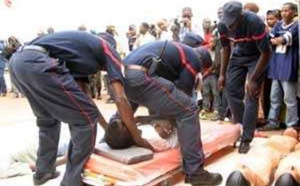 Urgent- Unité 25 des Parcelles Assainies : Un vigile vient d'être poignardé à mort
