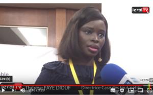 VIDEO - Thérèse Diouf Faye : « le gouvernement est en phase avec les industries créatives »