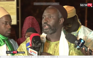 """VIDEO - S. Diaga Mbaye : """"Les Lougatois doivent envoyer davantage d'enfants dans les daaras"""""""