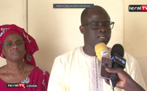"""VIDEO - Mbargane Thiam, adjoint au Maire de Niomré : """"Les femmes bénéficieront de périmètres maraîchers"""""""