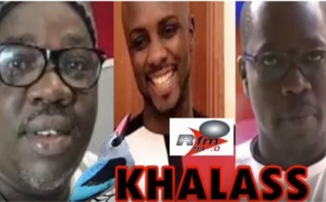 KHALASS RFM du Mercredi 22  Mai 2019 avec Mamadou Mouhamed Ndiaye, Ndoye Bane et Abba no Stress