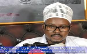 VIDEO - URGENT | Meurtres récurents au Sénégal : Le Khalif Général des Mourides fait une déclaration