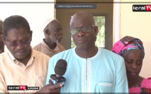 """VIDEO - Mbargane Thiam: """"Ce sont les migrants de retour qui ont surtout bénéficié des matériels"""""""