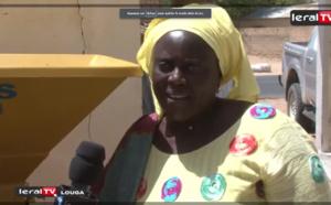 """VIDEO - Salimata Wade, responsable du groupement de Niomré : """"Nous sommes très fières..."""""""