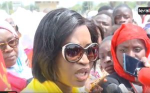 Zahra Iyane Thiam : « la sécurité n'est pas que l'affaire du gouvernement »