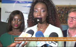 VIDEO - Journée de l'Enfant africain: Vers de nouvelles perspectives