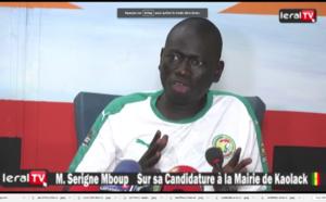 """VIDEO - Serigne Mboup CCBM: """"Je ne fais pas de la politique. Mon objectif, c'est..."""""""