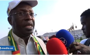 VIDEO - «Ce qui s'est passé est indigne d'un supporter », s'emporte Souleymane Ndéné Ndiaye