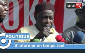 """VIDEO - Serigne Mansour Sy Djamil avertit : """"Famille Macky Sall ak Marième Faye gnoy akimo pétrole bi..."""""""