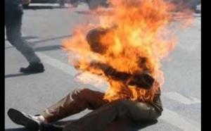 Brûlé vif par son grand-frère à Keur Massar : un drame sur fond de tragédie sentimentale