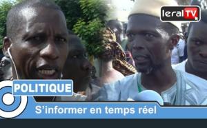 "VIDEO - Graves accusations de Cheikh Mbacké Bara Doly sur l'affaire Arcélor Mittall: ""C'est Aly Ngouille Ndiaye..."""