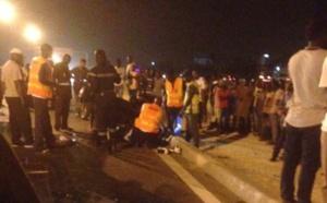VDN: une fille de 25 ans tuée par une voiture