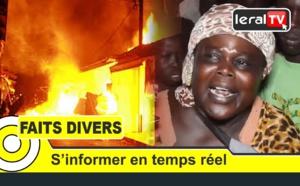 VIDEO - Médina Garage : Encore un incendie dans une maison !