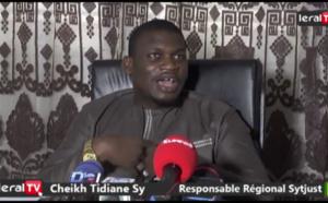 VIDEO - Kaolack : Le Sytjust renouvelle sa confiance à Me Aya Boun Malick Diop