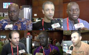 VIDEO - CAN 2019: journalistes sénégalais et algériens au cœur du choc du Groupe C