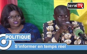 """VIDEO - Affaire Aliou Sall:""""Saam sunu reew"""" va s'opposer à """"Aar Li nu book"""" et le G7 ce vendredi dans la rue"""