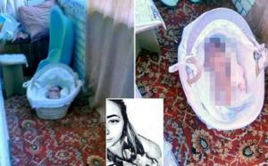 Elle laisse son bébé de trois mois geler sur le balcon pour se venger de...