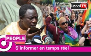"""Thione Seck: """"Organisez une marche contre les homosexuels, je serais au premier rang..."""""""