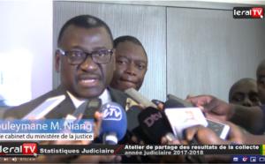 VIDEO - Justice: Vers l'informatisation générale du système judiciaire sénégalais