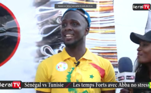 VIDEO - Sénégal vs Tunisie: Revivez l'ambiance au Thiossane avec Abba No Stress