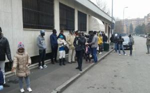VIDEO - Italie – Les émigrés Sénégalais en colère contre leur consulat à Milan