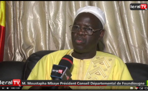 "VIDEO - Moustapha Mbaye:"" Tanor kou baakh la, kou dioubb la"""