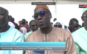 """VIDEO - Abdoulaye Ndour, ministre-conseiller: """"Ousmane Tanor Dieng est un..."""""""