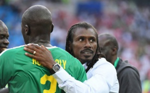 VIDEO - Aliou Cissé sur l'absence de Koulibaly: « je suis triste qu'il ne soit pas avec nous »