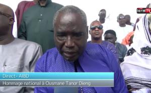 """VIDEO - Papa Badièye Ngom: """"Ousmane Tanor Dieng a toujours été un homme utile..."""""""