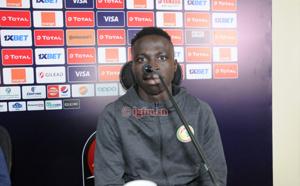 VIDEO - CAN 2019: Krépin Diatta: « je ne pense qu'à une seule chose, la Coupe »