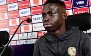 "VIDEO - Krépin Diatta : ""je ne pense qu'à remporter la CAN 2019"""