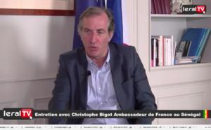 VIDEO - Francophonie: S. E Christophe Bigot annonce un financement de 72 millions d'euros dans le domaine...