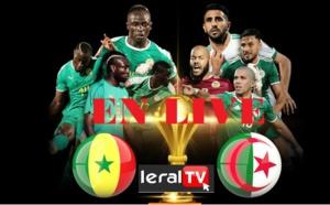 🅾️ LIVE - Regardez le match Sénégal vs Algérie EN DIRECT sur LERAL