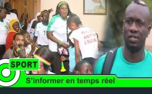 VIDEO - L'incroyable réaction de la famille de Mbaye Diagne à son entrée de jeu...