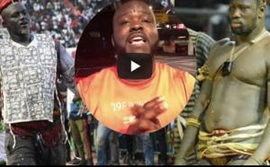 "VIDEO -Boucher Ketchup : ""Boy Niang sou moytou woul Balla Gaye 2 carrièram lay yakh..."""