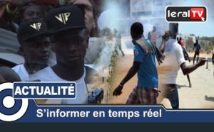 VIDEO - Visite de Sadio Mané à l'UCAD: Pourquoi les étudiants ont lancé des pierres...