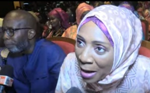 """VIDEO - Bouba et Ngoné NDOUR au grand théâtre de TITI : """"SODAV indiwouma fi TITI mo khéw si diamono..."""""""