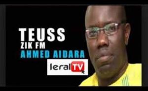 Teuss ZIK FM du 19 Aout 2019 avec Ahmed Aidara