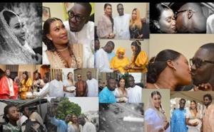 VIDEO – Ambiance, invités VIP et sagnsés - Les images du Mariage de Seck Ndaanane et Kya –